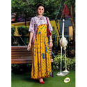 Medium 3/4th Sleeve Ladies Rayon Kurti
