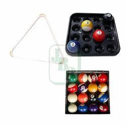 JBB Combo Pool Ball Set