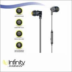 Wired Earphone 9JBL Infinity WYND 300)