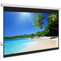 Motorized Projection Screen 4x6ft