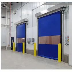 High Speed Industrial PVC Roll Up Door
