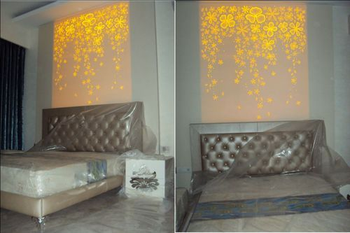 White Bedroom Back Wall Panel Rs 1130 Square Feet Sra Furnisher Solution Private Limited Id