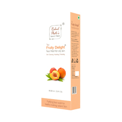 100 ml Fruity Delight Face Wash For Oily Skin