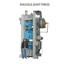 Knuckle Joint Power Press Machine