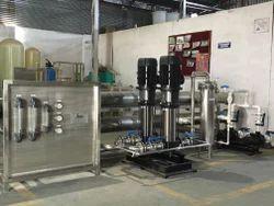 Desalination RO Plant