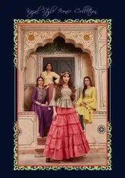 Kajal Style 3/4th Sleeve Fashion Holic Vol 1 Ethnic Wear Fancy Kurtis