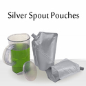Cooking Liquid Packaging Spout Pouches