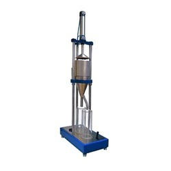 Stainless Steel Freeness Tester