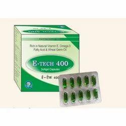 Rich in Natural Vitamin E Omega 3 Fatty Acid And Wheat Germ Oil
