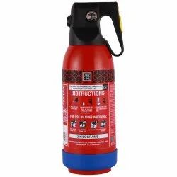 Mild Steel A B C Dry Powder Type Ceasefire Fire Extinguishers, For Industrial, Capacity: 2Kg