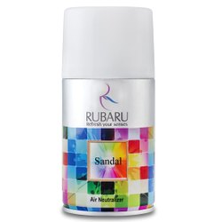 Rubaru Sandal Air Freshener Refill
