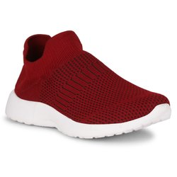 Zibra Red Running Shoes