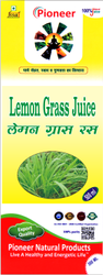 Lemon Grass Juice 1000 Ml