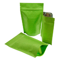 Green Stand Up Pouch
