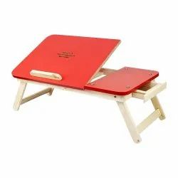 Foldable Study Table for Bed