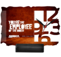Corporate Gifts Table Clock