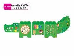 PH-5346 Crocodile Wall Toy