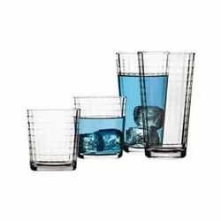 Poly Carbonate PC Glasses, For Hotel