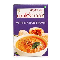 Cooksnook Methi Ki Chutney