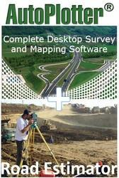 Autoplotter Road Estimator Surveying And Mapping Software