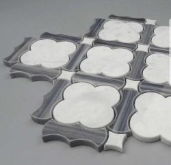 Italian Marble Inlay Flooring Service