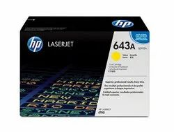 Yellow Laser Jet Toner Cartridge