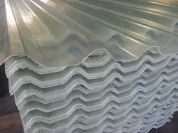 Glass Reinforced Machine Made Plastic Sheet