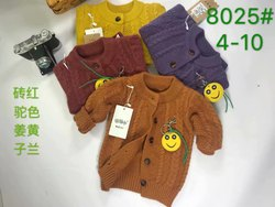 Kids Winter Cardigan For Babies
