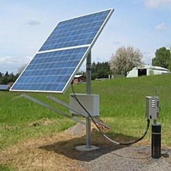 Solar Pumping Solution for AC Pump