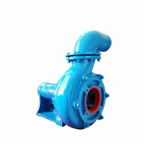 Cast Iron Dredge Pump, Model Number: MVEPL 8