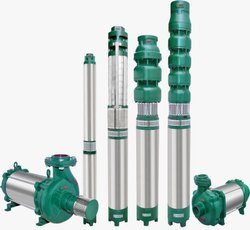 CMC 0.5 to 30 hp Domestic Submersible Pump