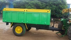 5 Ton Agricultural Tractor Trailer