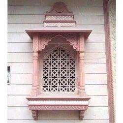 Sandstone Window