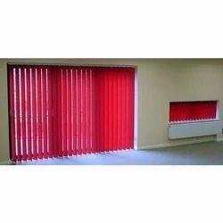 PVC Aakaar Carpets Vertical Blinds
