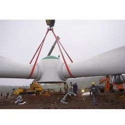FRP Windmill Nacelle Cover
