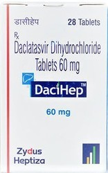 DaciHep 60mg Tablet