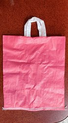 PP Handle Bags for Shopping, Size: 2 Kg - 10 Kg