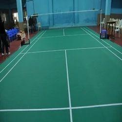 Badminton Court Flooring Badminton Flooring In Delhi
