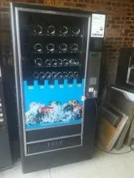 Snakes and beverage vending machine