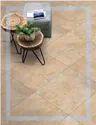 Beige Porcelain Floor Tiles, Thickness: 5-10 Mm, Size: 600x600 Mm