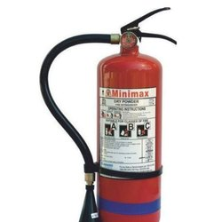 2a 21b Carbon Steel Minimax Fire Extinguisher, For Fire Safety