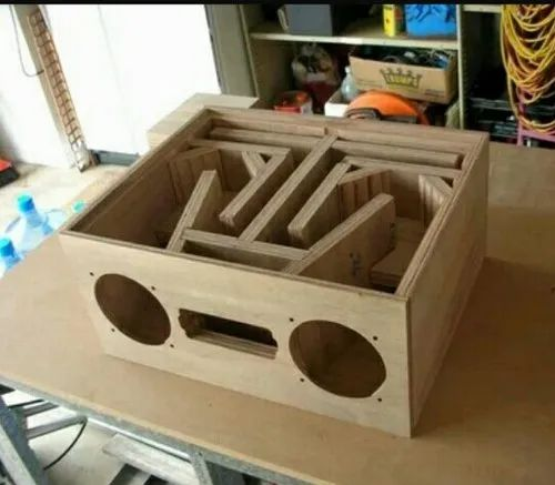 Woofer Box For Car