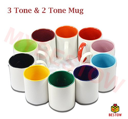 Inner Color Mug Sublimation Blank