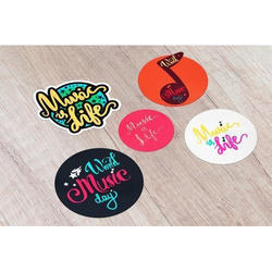 Stickers, Packaging Type: Packet