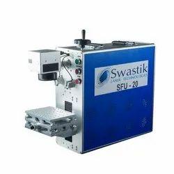 Jewellry Hallmarking Laser Marking System