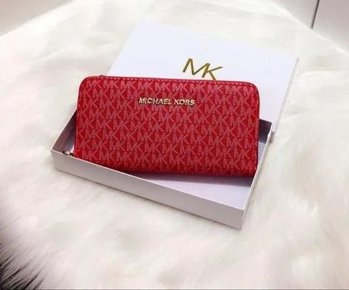 c27627d5f95457 Zipper Wallet Female Mk Clutch Bag, Rs 1650 /piece, Classic ...