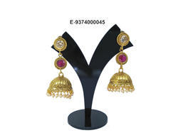 Fancy Stone Jhumki