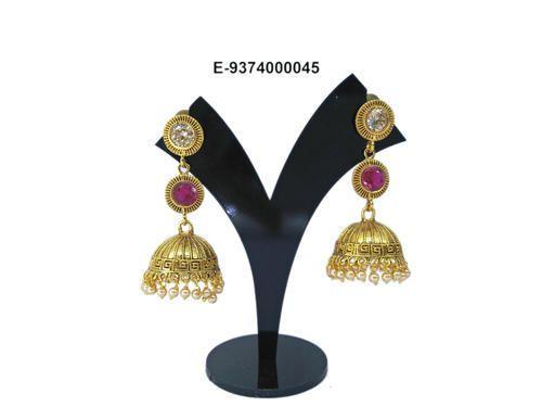15c98526b Designer Earrings - Chand Bali Manufacturer from Mumbai