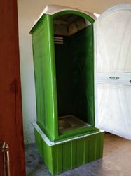 FRP Economical Bio Toilet with 200 Liter Biotank