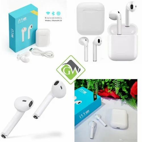 I11 5 0 Tws Airpods At Rs 260 Pair Bluetooth Earphone Id 21348413012